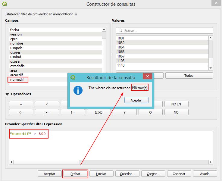constructor consultas SQL